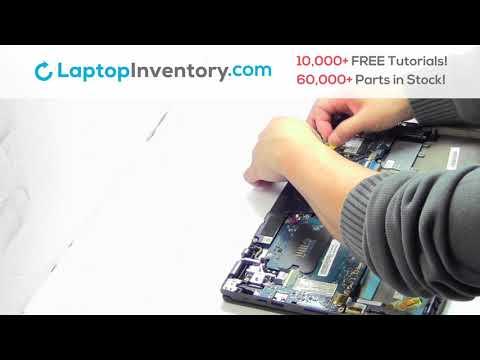 Wifi Card Replacement Lenovo Thinkpad 20C0. Fix, Install, Repair S120 S240 20CD S1 (Yoga)