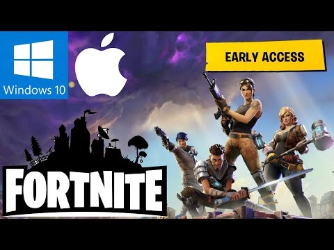 How To Download FortNite For Free on PC and Mac 2018