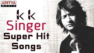 K K (Singer) Telugu Latest Hit Songs Jukebox
