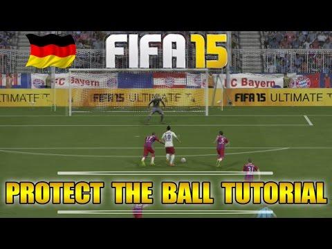Fifa 16 (15) | Protect the ball Tutorial | Tipps & Tricks | sehr effektiv! | von PHDxG