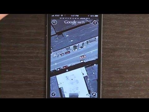 Snap iPhone Photos to Google Earth : Tech Yeah!