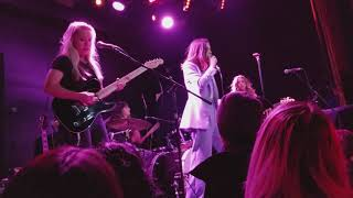 Volcanic Love The Aces Live At Bowery Ballroom 11 14 17 mp3