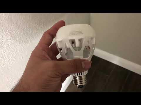 SANSI LED 18 watts light Bulbs Review