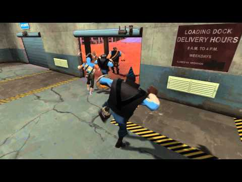 TF2 - How to be useless to your team using Conga