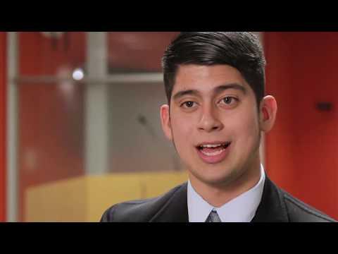 Andres Alvarez '17 Discusses Energy Opportunities at MIT