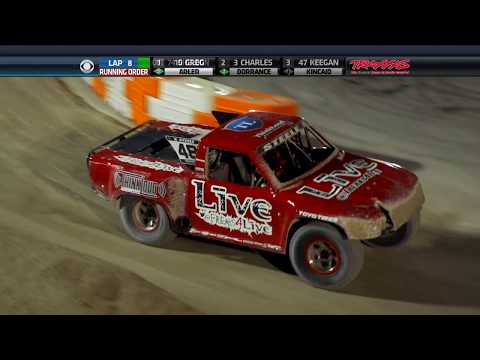 2015 Las Vegas CBS Sports Network Stadium SUPER Trucks