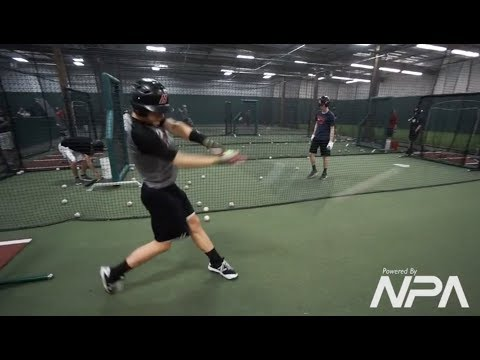 Hitting - Swing Extension