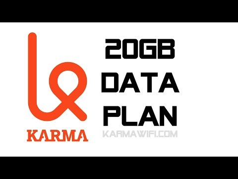 20GB Data Plan | 20GB Data Hotspot | Mobile Data Plan