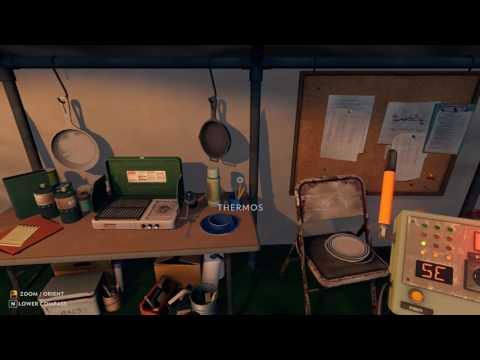 Firewatch Playthrough Part 3 of 3