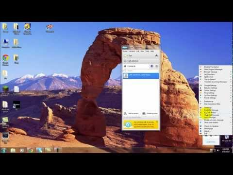Clownfish Voice Changer - How to change your voice on skype!