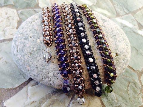 Sparkle Bracelet - Easy Tennis Bracelet :)