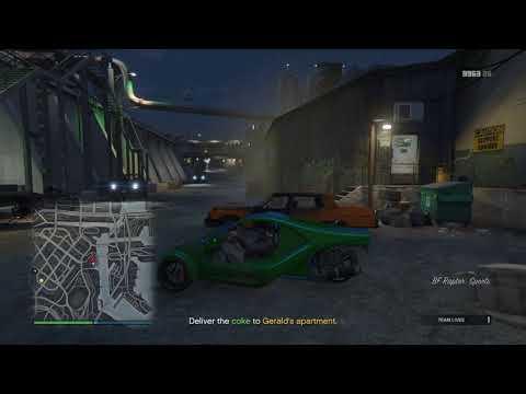 GTA Online Mission - Deal Breaker (Hard)