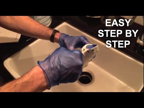 How to Sanitize Reverse Osmosis System - ( Part 3 ) - VERY EASY/FUN/& Rewarding