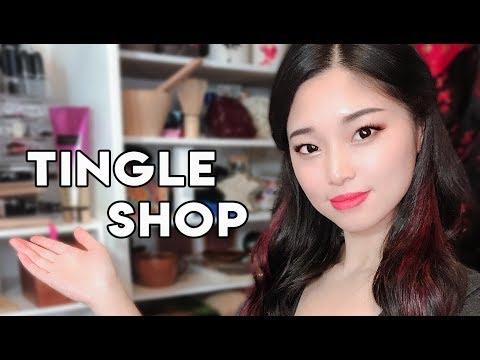 [ASMR] Every ASMRtists Dream! Tingle Shop Roleplay