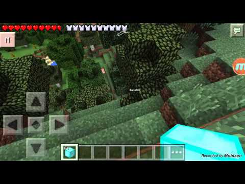 Minecraft pocket edition 11.1 Mini Nether Mod