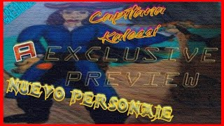 Download DIBUJAMOS 1 PERSONAJE ORIGINAL #5 - LA Capitana KALESSI Video