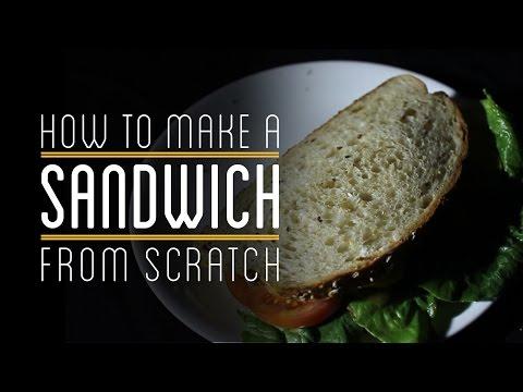 Sandwich Trailer | How to Make Everything: Sandwich (1/12)