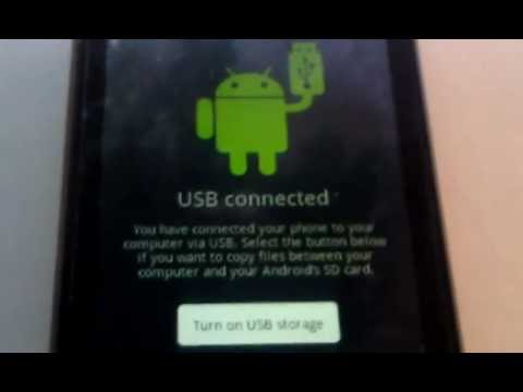 How To Transfer/Import Pictures & Videos From Your MyTouch Cell Phone To A Computer