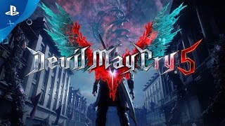 Devil May Cry 5 – Announcement Trailer | PS4