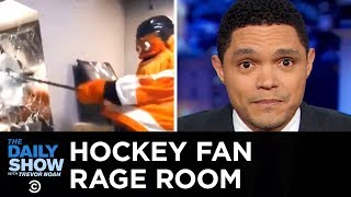 Al-Baghdadi Underwear Intel & A Rage Room for Philadelphia Flyers | The Daily Show