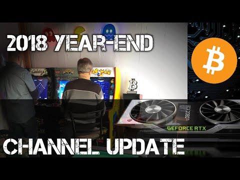 2018 Year End Update: Arcade1Up, 2080Ti, Vive Pro Wireless, Crypto, Cisco Expressway, etc.