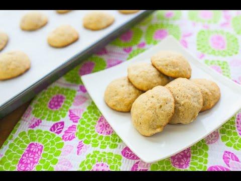 BEST Banana Bread Cookies | Simply Bakings