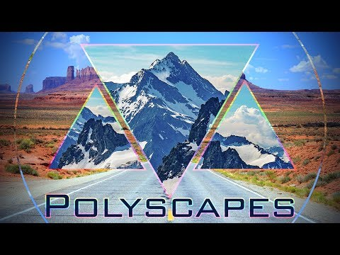 Photoshop: How to Create Gorgeous Polyscapes
