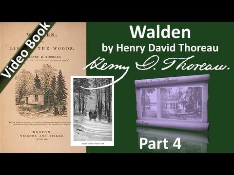 Part 4 - Walden Audiobook by Henry David Thoreau (Chs 09-11)