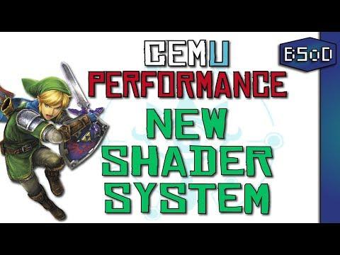 Cemu Emulator   New Shader System   Boost Your Framerate