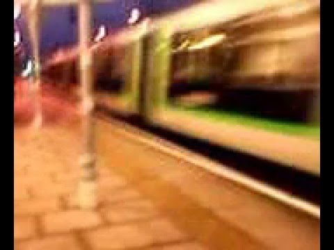 Trainspotting: London midland to Southend Victoria