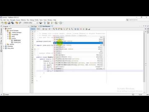 How to find out maximum and minimum number using java with Netbean