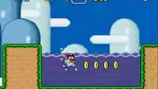 Super Mario World - Custom Coins