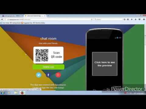 How to create your own app like whats app in tamil