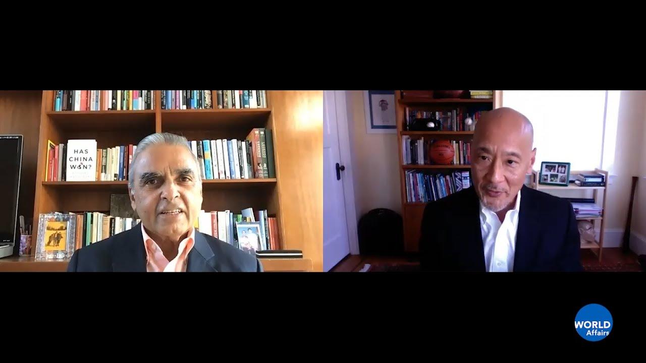 Kishore Mahbubani: China - The World's Next Premiere Superpower?
