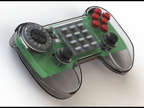 Universal Game Controller - Atari Jaguar, 5200, Coleco, Intellivision...