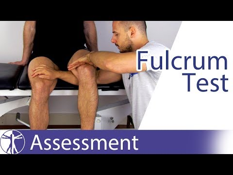 Fulcrum Test | Femoral Stress Fractures