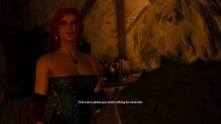 The Witcher 3: Wild Hunt A Matter of Life And Death Part 3