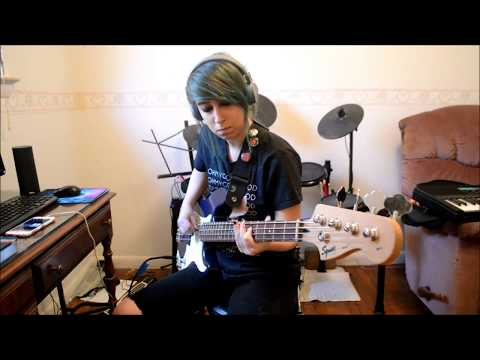 MY CHEMICAL ROMANCE - DEAD! (BASS COVER)