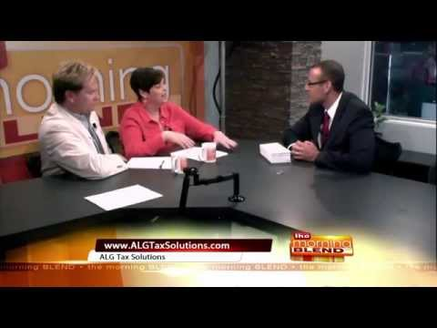IRS Letters Lansing Fox 47 Interview - ALG Tax Solutions