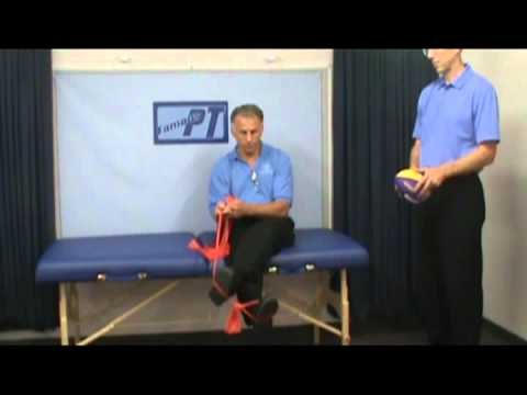 Top 3 Exercises For Ankle Sprains