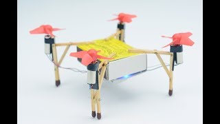 how to make a match box drone, you can make it at home