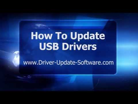 How To Download & Update USB Drivers