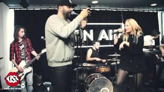 Download Delia & Grasu XXL - Vino la mine (live la Kiss FM)