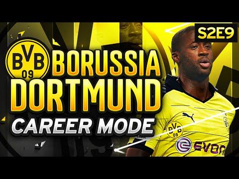 FIFA 16 Dortmund Career Mode - CL QUARTER FINALS! BEST WE'VE PLAYED!   - S2E9