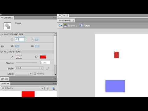 DevNote Tutorial:  Making a Basic Side Scroller Flash Game (1/3)