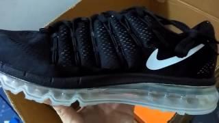 cheap for discount ba5e7 70f46 ... close look nike air max 2016 running man woman black white shoes  aliexpress  nike air force 1 high dhgate ...