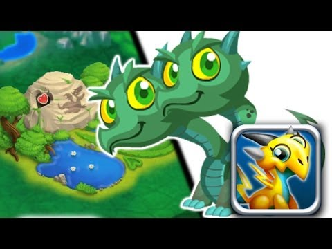 How to breed Hydra Dragon 100% Real! Dragon City Mobile!