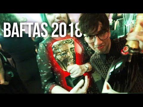 SNEAKING INTO THE BAFTA AWARDS 2018 (MEGA PARTY)