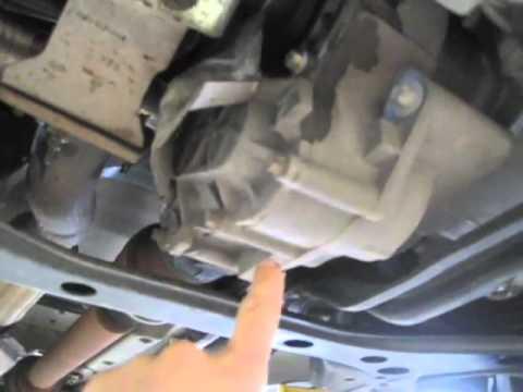 Ford Escape Hybrid Wd Drivetrain Noise