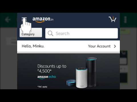 How-To Track Your Order with Amazon.in
